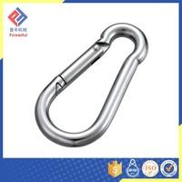 DIN 5299 C Metal Dog Carabiner Clip