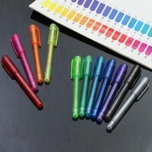 Gel ink pen mini pens assorted colour