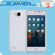 4.5 inch IPS QHD 540*960 MTK6582 Quad Core 512MB+4GB 2.0MP+5.0MP Android 4.4 Smartphone