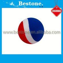 8cm PU round stress reliever ball/PU foam toy/squeeze ball