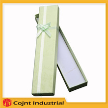 fashion elegance specialty paper preserve jewelry box fashion rectangle shaped locket necklace