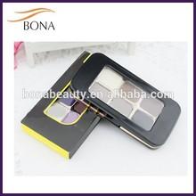 High quality hot sale 6 mineral golden eye shadow series factory eyeshadow cosmetics