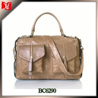 brand woman genuine leather lady handbag distributors in china