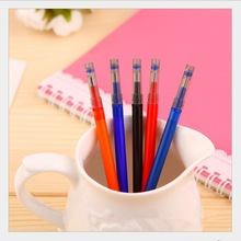 factory direct sales ballpoint pen refill with erasable ink