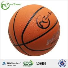 Zhensheng shiny pu training basketball