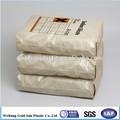 Reciclaje 25 kg 50 kg bolsa precio / sacos de polipropileno de cemento con Kraft de papel