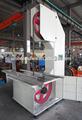 700mm hidráulico de alta velocidad vertical de corte de aluminio de uso de la banda vio la máquina v-700f