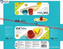color print paper box