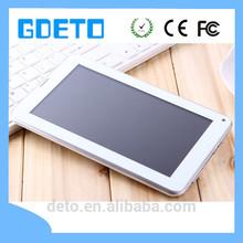 "DHL free shipping 7"" Allwinner A23 86V 2G GSM phone call tablet pc 86v bluetouch Tablet PC"
