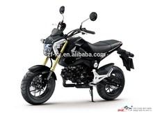 Chinese motocross 125cc mini motor 125cc mini moto ZF MSX