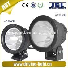 JGL Brightest on the market 9Inch LED Work Light, 9-32V Driving On Truck,Jeep, Atv,4WD,Boat,Mining CAR WORK LIGHT 65W