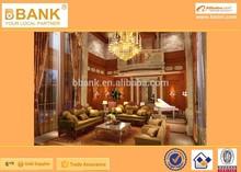 (BK01-0001)3D Luxury House Design Services/3D interior design for Villa