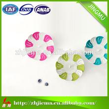 Candy Colors Foldable porcelain fruit plate