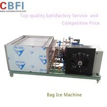 stianless steel 304 Bag Ice Machine best quality