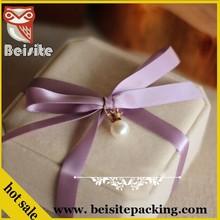 round cardboard box for bracelet gift box