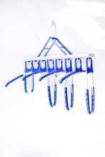 plastic hanger, coat hanger, pant hanger rubber coated plastic hanger with bar