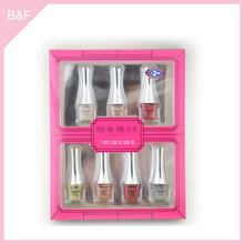 2015 Fashion professional Nail polish pictures of nail shapes accessories