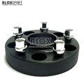 De alta- tec 5x120 forjado de aleación de aluminio de la rueda hub espaciadores para bmw 3 series