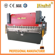 Export to Hungary,China manufacture,CE certificate,WC67Y(K) CNC Hydraulic Plate Press Brake/Bending machine