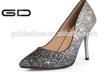 wedding shoe women2015 new style lady shoe girl date high heel diamond women dress shoes for party