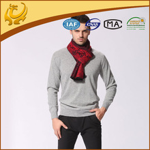 ODM custom real material for men kashmiri shawls men