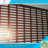 Home Decoration AnPing 1.13mm Decorative Metal Perforated Sheets