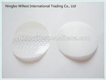 PVC material confetti, white wedding confetti, bulk throwing confetti