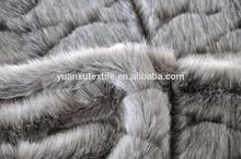 Fashion Luxury Garment Faux Fur