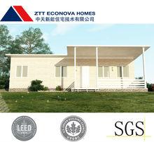 ZTT Econova Luxury Economical and Residential Prefabricated Houses