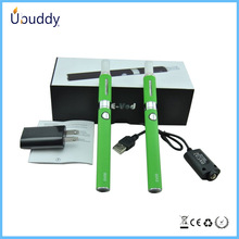 Fast delivery china manufacture evod starter kit e cigarette instructions