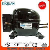 Mini Fridge portable a/c 12/24v compressor mini air conditioner for car mini medical freezer QDZH65G