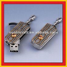lovely house lizard Jewelry USB Flash Drive