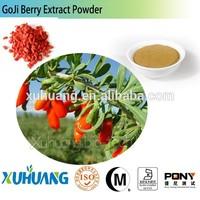 pure goji berry extract/goji berry extract powder/organic goji berry powder