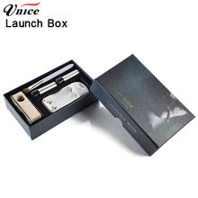 Popular vaporizer flight launch box dry herb e cigarette magic flight launch box