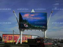 Large 3D LED display basketball game halftime events sponsor with stadium led display RGB 3D LED display
