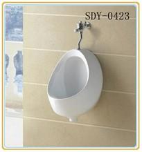 hot sale high quality ceramic wall-hung men's urinal small size bathroom urinal