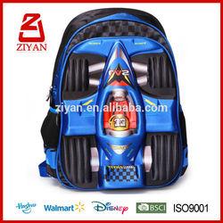 Children School Bag With EVA Front Pouch