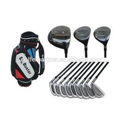 Hot selling Golf Club Set with Golf Bag