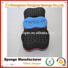 Eight Curl Baber Magic Twist Sponge Brush