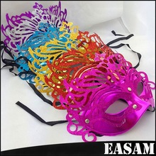 Colorful crown design wholesale halloween mask