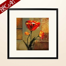 Office Decoration Interior Wall Flower Painting