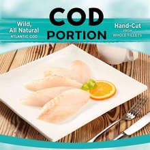 Frozen COD Portion