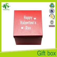 Funky Valentine's day best selling packig gift boxes for box wedding