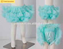 2015 atacado crianças vestuário meninas ligth azul plissado saias