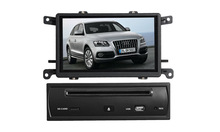 [YZG]Touch screen car DVD Player for AUDI-Q5 with GPS navigation