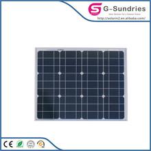 solar pv power system 5kw 150 watt mono solar panel with tuv certificate