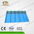 Ce certificat trapézoïdale vague type couleur ondulée en plastique feuilles de toiture