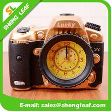 Camera shape clock, alarm clock,creative clock