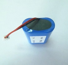 18650 series 3.7 volt li-ion battery/7.4v battery pack for for miner lamps LED light using