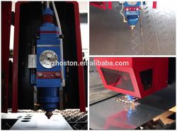 Hoston High power fiber laser 1000w cutting machine